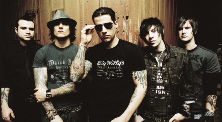 Avenged Sevenfold in Italia a novembre