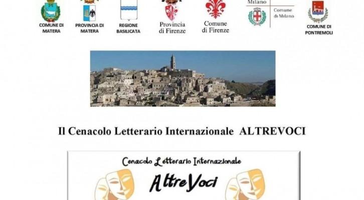 """Cenacolo Letterario Internazionale """"Altre Voci"""": aperte le iscrizione per presentare le opere"""