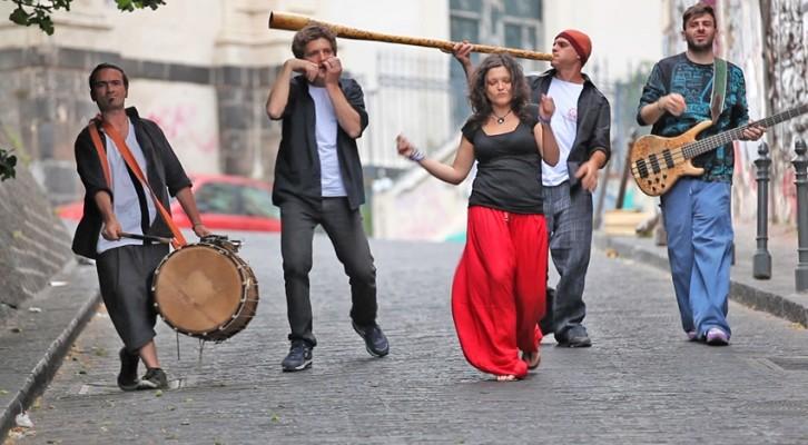 """""""Carapace"""", il grande mosaico che compone il mondo sonoro e culturale de Ipercussonici"""