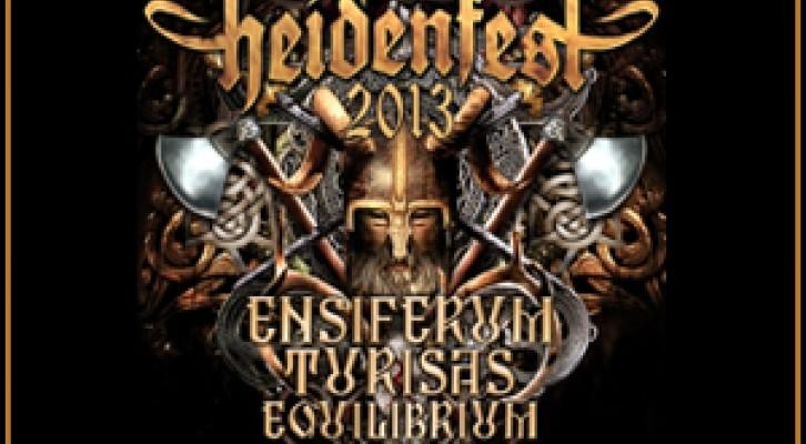 Heidenfest, il festival folk metal più atteso