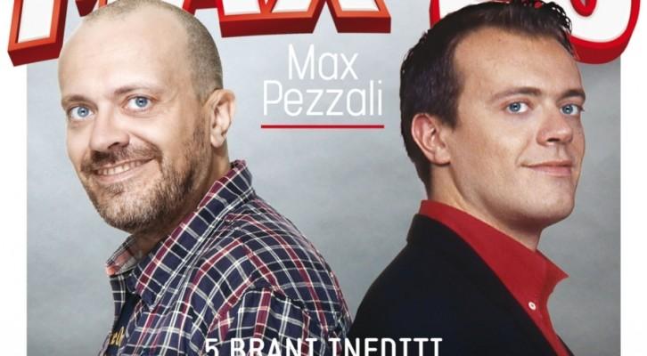 Max Pezzali: il nuovo album di inediti contiene duetti con i più grandi della musica italiana