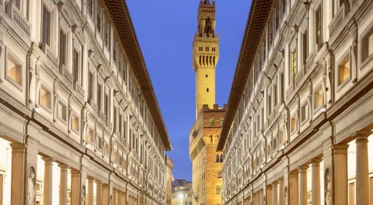 Nuove sale per gli Uffizi