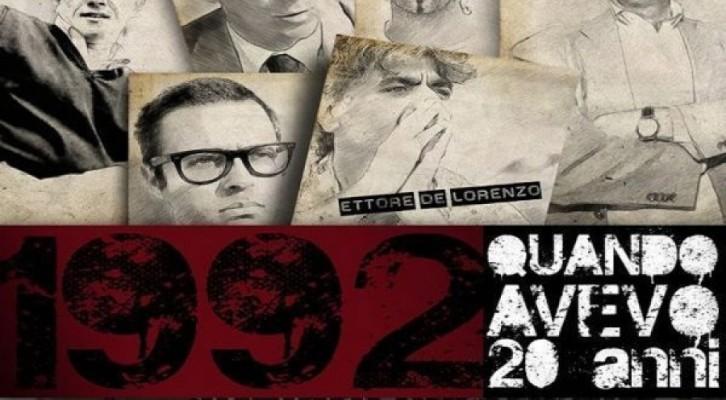 Quando Avevo 20 Anni – 1992/2012: Ettore De Lorenzo rievoca la strage di Capaci