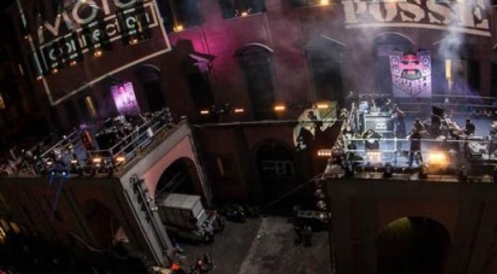 Red Bull Double Trouble: due band, due terrazze e una città che balla