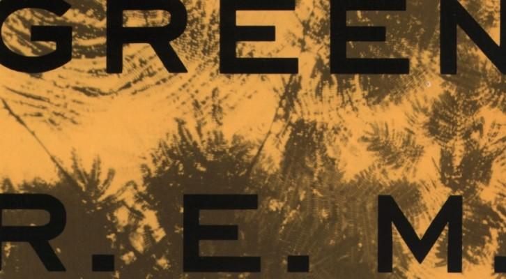 REM: esce Green –  25th Anniversary