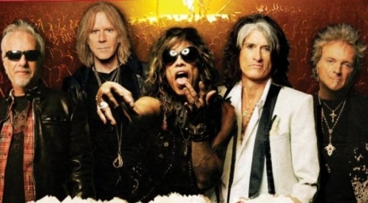 "Aerosmith ""Rock For The Rising Sun"""