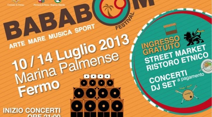 Al via la seconda edizione del Bababoom Festival