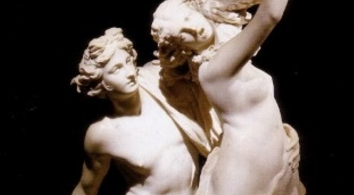 Apollo e Dafne a Palazzo Braschi, un video che trasforma il marmo in cinema
