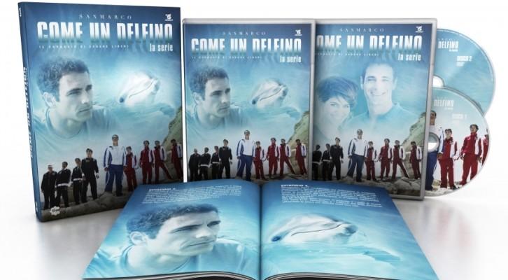 """Arriva in edicola il cofanetto di """"Come Un Delfino – La Serie"""""""