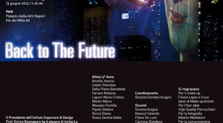 Back to the future al Palazzo delle Arti di Napoli