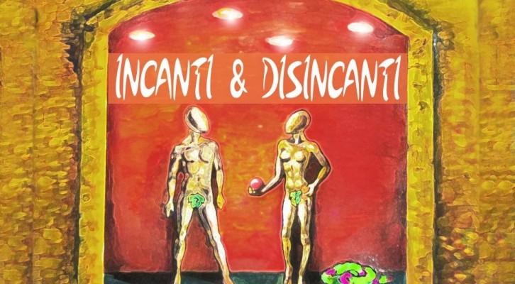 Incanti e Disincanti, il  progetto solista di Nino Velotti