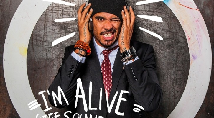 "Torna Michael Franti con  ""I'm Alive (Life Sounds Like)"""