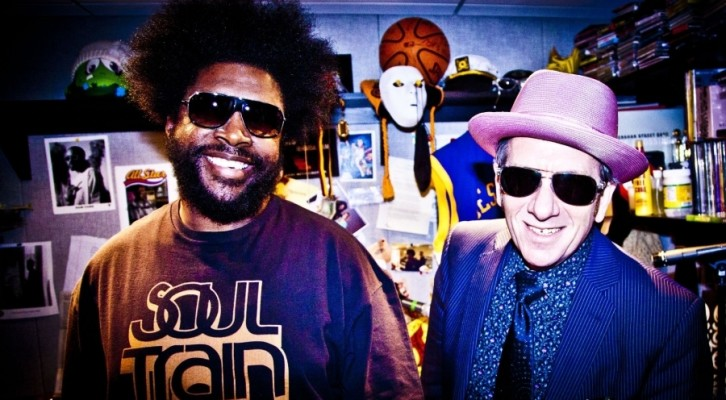 "Elvis Costello e i The Roots ""Wise Up Ghost"""