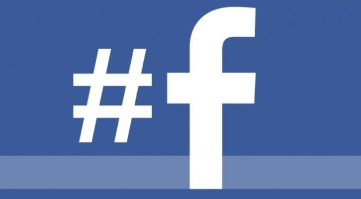Facebook aggiunge hashtag