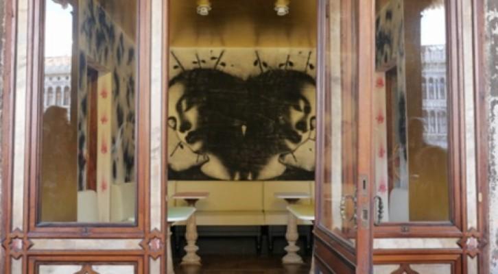 Omar Galliani alla 55° Esposizione Internazionale d'Arte