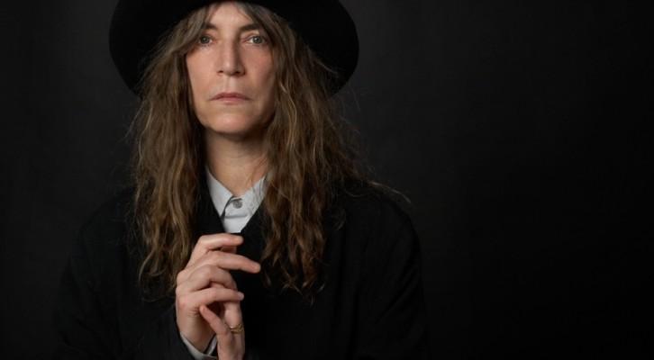 Patti Smith, la sacerdotessa del rock torna a Napoli