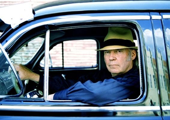 Arriva in Italia Neil Young con il Psychedelic Pill tour