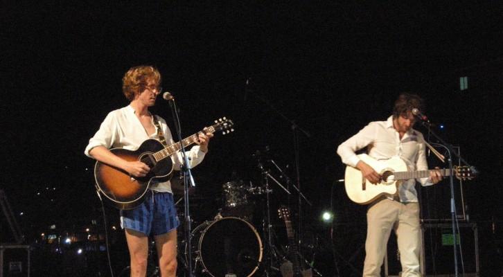 I Kings Of Convenience chiudono alla grande il Neapolis Festival