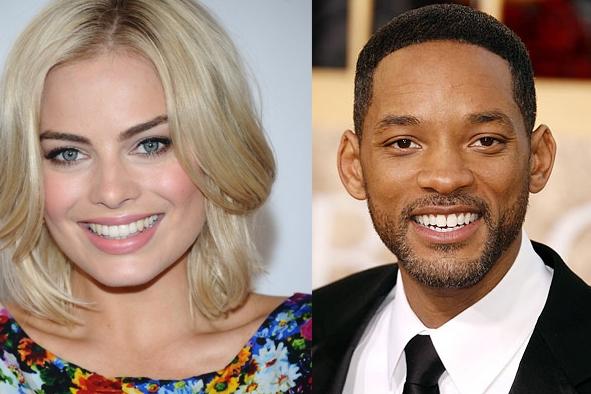 Margot Robbie e Will Smith in coppia per Focus