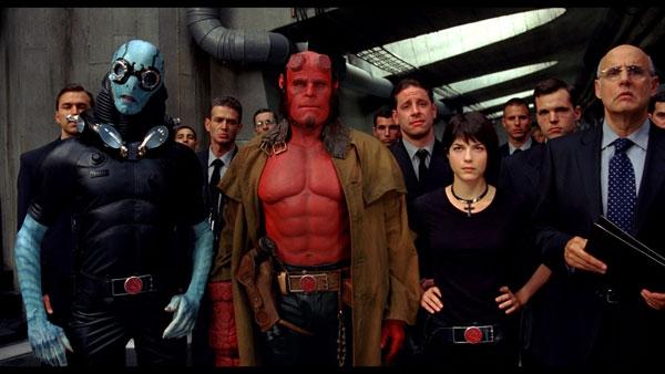 """Guillermo Del Toro: """"non ci sarà il terzo episodio di Hellboy"""""""