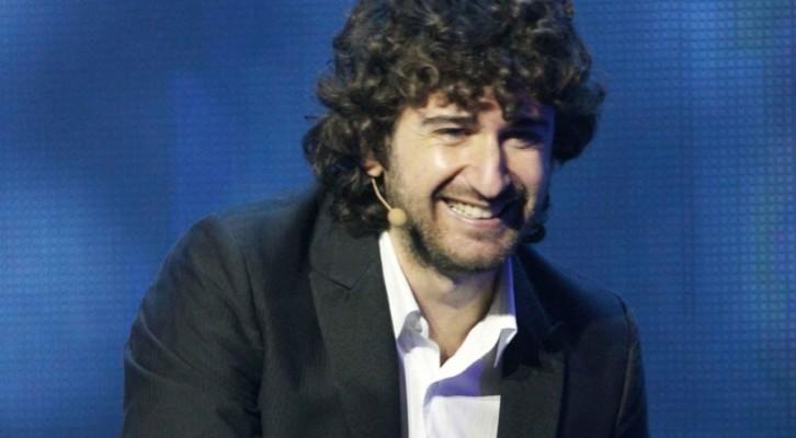Alessandro Siani al Foro Italico