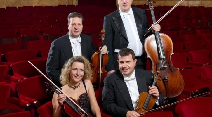 Il Quartetto D'Archi del Teatro Di San Carlo Omaggia Giuseppe Verdi