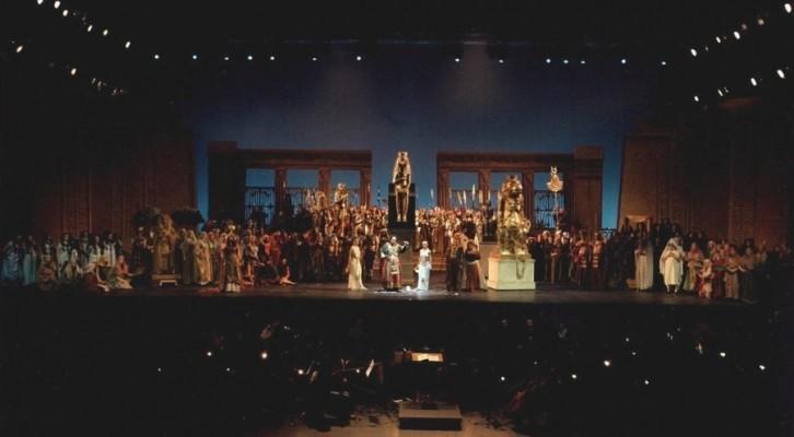L'Aida di Giuseppe Verdi apre l'Anfiteatro Festival di Albano