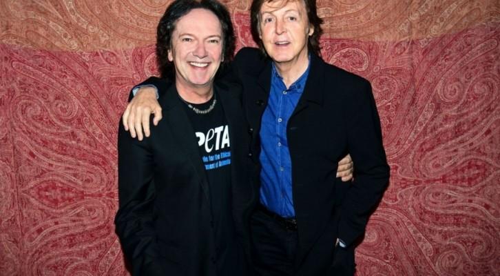 Red e Paul insieme per la PeTA