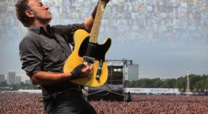 Springsteen & I, l'evento musicale dell'estate è al cinema