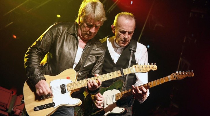StatusQuo, unica data italiana del Bula Quo! World tour all'Alcatraz di  Milano