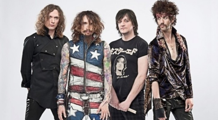 The Darkness, in Italia per tre date