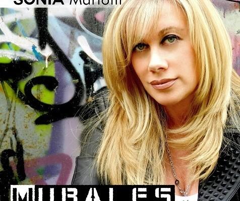 Esce Murales, il nuovo album di Sonia Mariotti