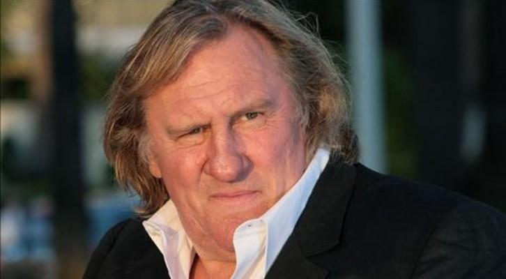 Depardieu cittadino onorario di Estaimpuis