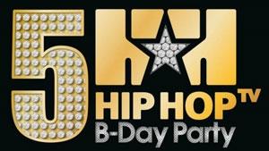 Al via il quinto Hip Hop TV B-Day Party