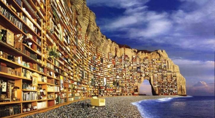 Lampedusa crea una biblioteca sull'isola