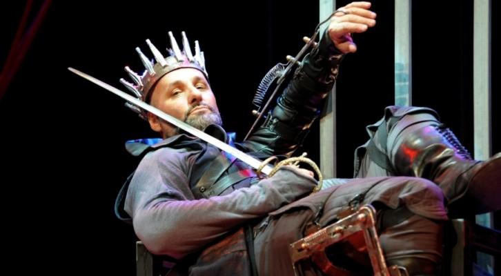 Riccardo III al Silvano Toti Globe Theatre
