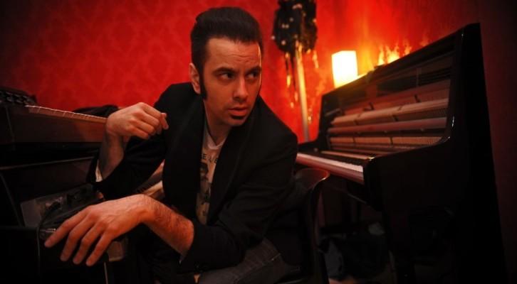 Luca Sapio ogni sabato su Radio2 Rai con Latitudine Black