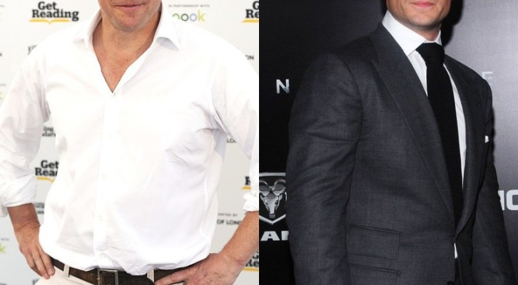 Hugh Grant, Henry Cavill a Pozzuoli per un nuovo film