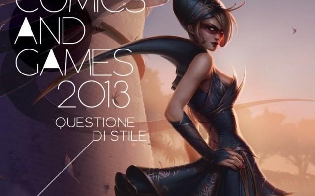 Lucca Comics & Games, l'edizione del 2013 dal 31 Ottobre al 3 Novembre