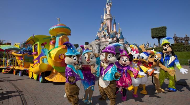 Audizioni per Disneyland Paris