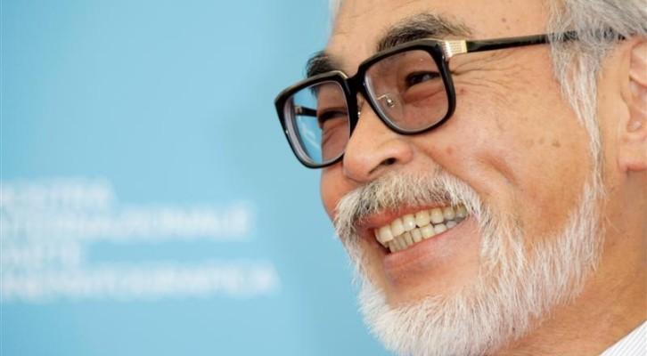 Hayao Miyazaki, addio al mondo artistico