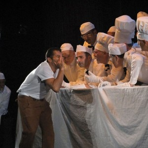 Al Teatro Parioli Peppino De Filippo 'A Ciascuno il Suo'