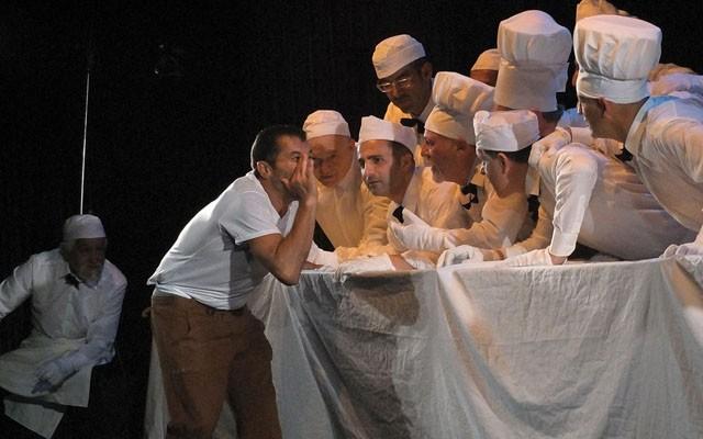 La Festa al Teatro Argentina
