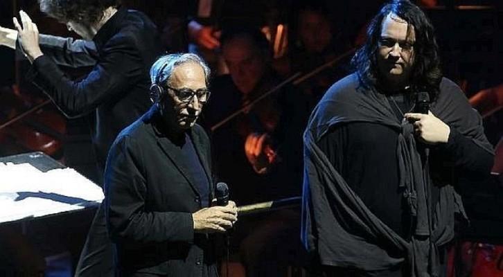 Il concerto-evento di Battiato e Antony