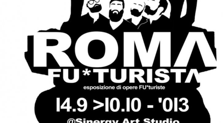 Sinergy Art Studio presenta Roma Fu*Turista