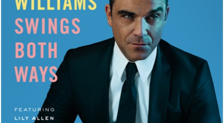 Swings Both Ways, inediti e cover nel nuovo album di Robbie Williams