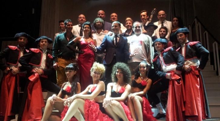 Al Teatro Diana in prima nazionale: Carosone, l'americano di Napoli