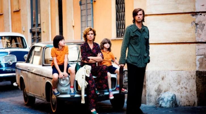 Anni Felici, il film di Lucchetti con Kim Rossi Stuart e Micaela Ramazzotti