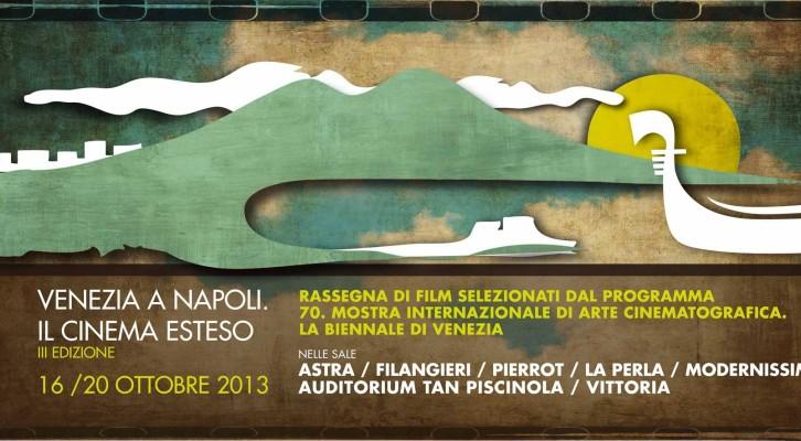 Napoli come Venezia: al via alla rassegna del Cinema Esteso