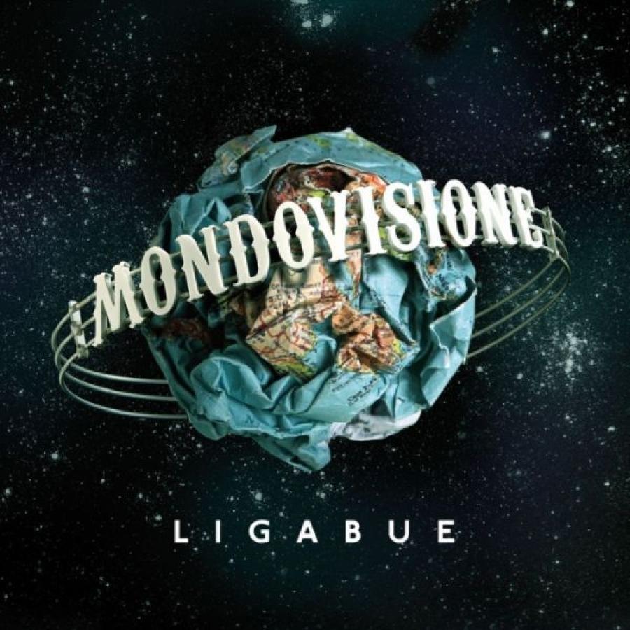 La copertina del nuovo album di Ligabue